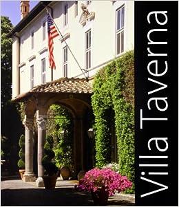 Villa Taverna. Ediz. italiana e inglese: Ingrid. Rowland