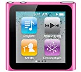 Apple iPod nano MP3-Player (Multi-touch Display) pink 8 GB (NEU)