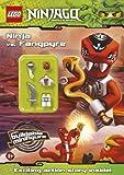LEGO Ninjago: Ninja vs Fangpyre Activity Book with minifigure