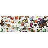 Jansport Digital Burrito Accessory Pouch, Multi Stickers