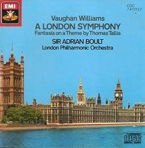Vaughan Williams: A London Symphony, Fantasia on a Theme by Thomas Tallis Vau...
