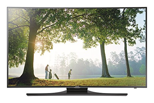 Samsung UE55H6870 138 cm (55 Zoll) Curved 3D LED-Backlight-Fernseher