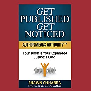 Get Published Get Noticed Audiobook