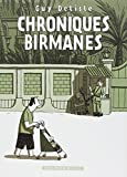 Chroniques birmanes (2756009334) by Guy Delisle
