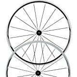 SHIMANO(シマノ) WH-RS21-FRS T シルバー 11段クリンチャー 前後セット
