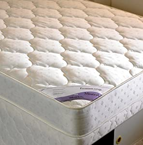 Luxury 3ft Single size mattress - Kandu Furniture