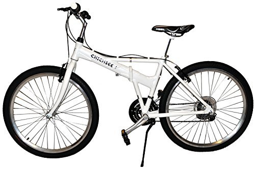 chiemsee 26 zoll klappfahrrad fahrrad in wei klappr der. Black Bedroom Furniture Sets. Home Design Ideas