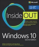 img - for Windows 10 Inside Out (includes Current Book Service) (2nd Edition) book / textbook / text book