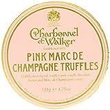 Charbonnel et Walker Pink Marc de Champagne Truffles 135 g