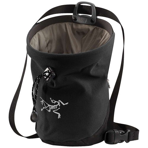 Arc'teryx c80 Large Chalk Bag - Black