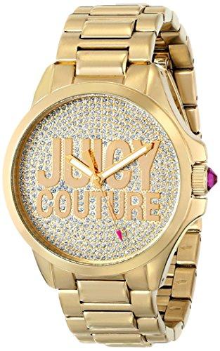 Juicy Couture 1901148 - Orologio da polso da donna