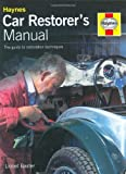 img - for Car Restorer's Manual by Lionel Baxter (2004-01-04) book / textbook / text book
