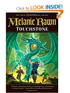 Touchstone (Glass Thorns) Melanie Rawn