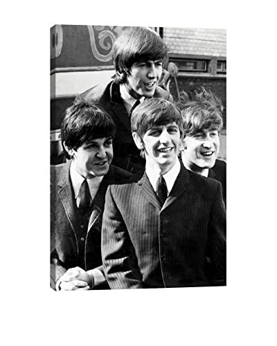 Retro Images The Beatles #1 Archive Gallery-Wrapped Canvas Print