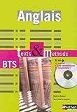 echange, troc Marie-Hélène Fougeron, Béatrice Firobind - Anglais Texts & Methods > B2 - BTS Tertiaires 1 et 2