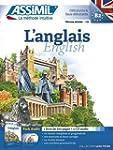 L'Anglais Pack CD (livre+4CD audio)