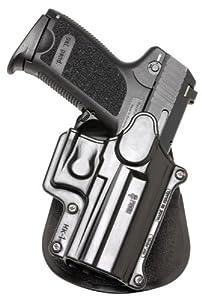 Fobus Holster S&W Pistol Compact Case Single Mag Left Hand HandGun & Pistol Pouch