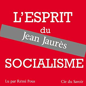 L'esprit du socialisme Audiobook