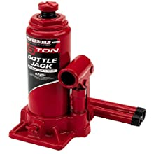 Powerbuilt 640911 Heavy Duty 6-Ton Bottle Jack