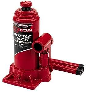 Powerbuilt 640911 Heavy Duty 6-Ton Bottle Jack