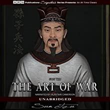 The Art of War Audiobook by  Sun Tzu Narrated by Alastair Cameron