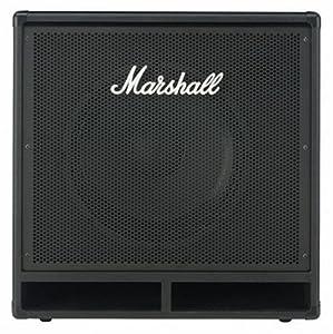 Marshall MBC115 15-Inch 300-Watt Bass Amp Cabinet