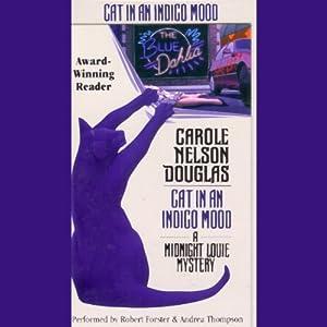 Cat in an Indigo Mood Audiobook