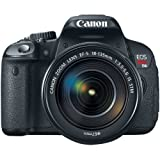 Canon EOS Rebel T4i 18.0 MP CMOS Digital Camera with 18-135mm EF-S IS STM Lens ~ Canon