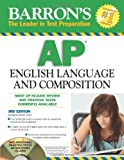 Barron's AP English Language and Composition with CD-ROM (Barron's AP English Language & Composition (W/CD))