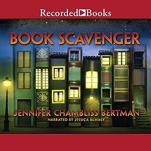 Book Scavenger Audiobook
