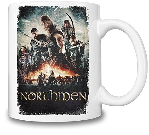 Northmen A Viking Saga Tazza Coffee Mug Ceramic Coffee Tea Beverage Kitchen Mugs By Slick Stuff