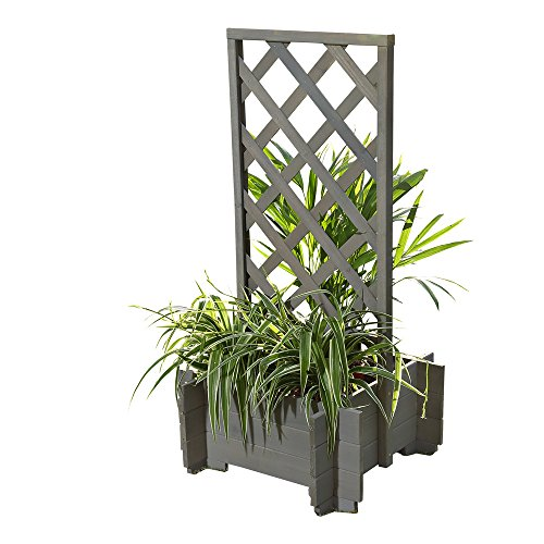 rosenbogen grau pflanzk bel pergola spalier blumenk bel. Black Bedroom Furniture Sets. Home Design Ideas