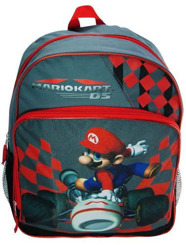 Super Mario Kart Backpack