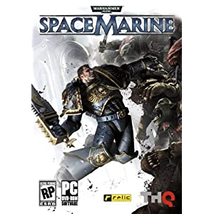 Warhammer 40,000: Space Marine Video Game for Windows