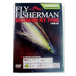 Fly Fisherman Saltwater Fly Tying DVD