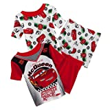 Disney Cars Lightning McQueen Summer Pajama Set - Toddler