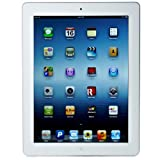 Apple iPad 3rd Generation 32GB 9.7 Inch Wi-Fi + Cellular 3G - White + Free Case