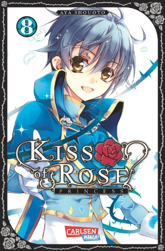 Kiss of Rose Princess, Band 8