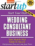 Start Your Own Wedding Consultant Business (Entrepreneur Magazine's Startup)