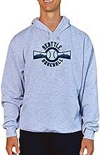 My City - Seattle Baseball Performance Hoody Sweatshirt
