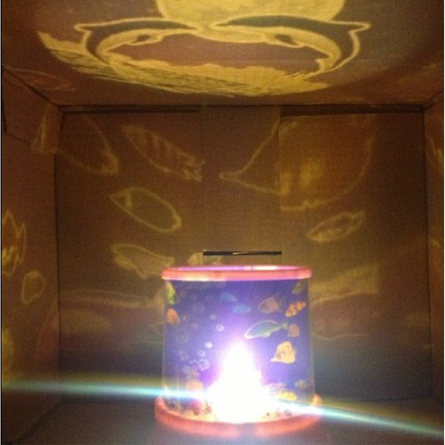 Beautiful Romantic Sky Star Master Led Night Light Projector Lamp Amazing Gift front-950945
