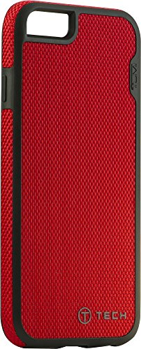 T-Tech by Tumi iPhone 6 Case (Red Ballistic Nylon), 25204 (Ford Tech Shirt compare prices)