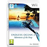 Endless Ocean 2: Adventures of the Deep (Wii)by Nintendo