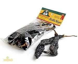 Melissa's Dried Pasilla Negro Chiles, 3 Bags (2 oz)