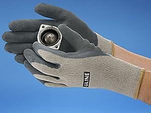 Uline Super Gription® Latex Coated Gloves - XL - 12 pairs/carton