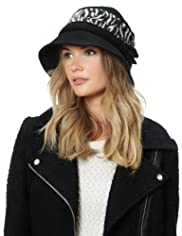 M&S Collection Textured Pull On Hat with Wool [T01-4455-S]