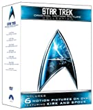 DVD - Star Trek: Original Motion Picture Collection (Star Trek I, II, III, IV, V, VI + The Captain's Summit Bonus Disc)