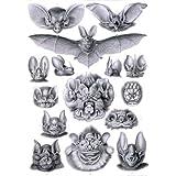 Bats, Kunstform der Natur (V&A Custom Print)