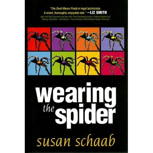 Wearing the Spider (A Suspense Novel) (Legal Thriller) (Thriller)