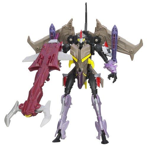 Transformers Beast Hunters Deluxe Class Starscream Figure 5 Inches